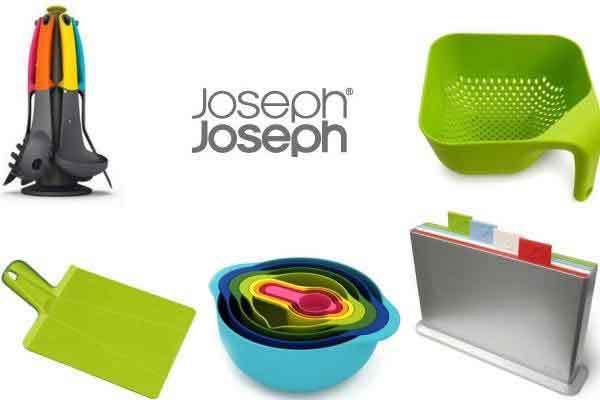 Joseph Kitchen Gadgets Combine Design And Function