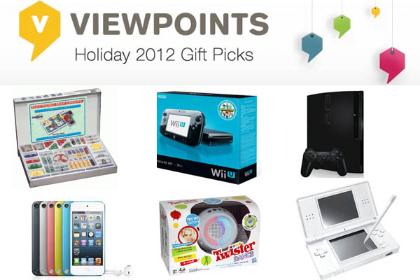 Popular Teenage Toys : Viewpoints holiday gift guide best tech toys for