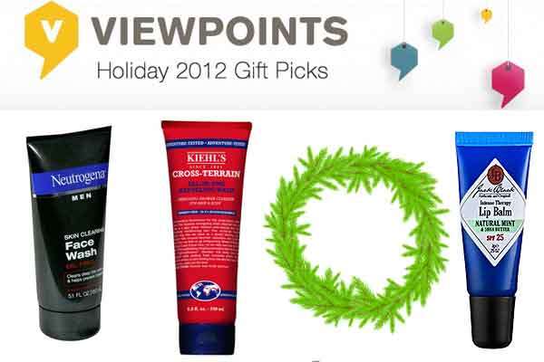 Popular skin care products for men on Viewpoints