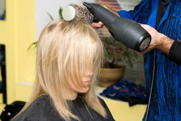 Работы парикмахеров прически