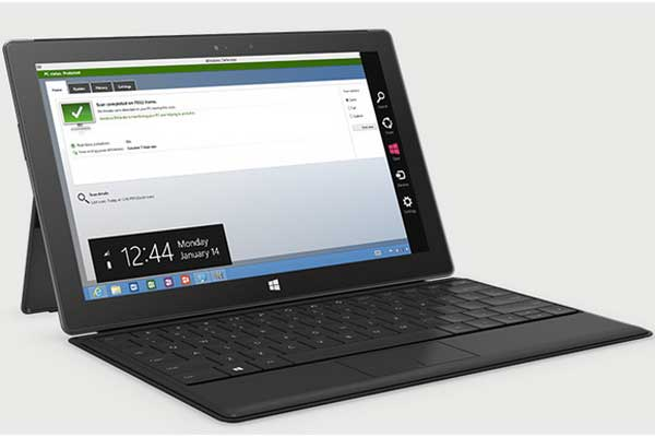 Windows tablet review