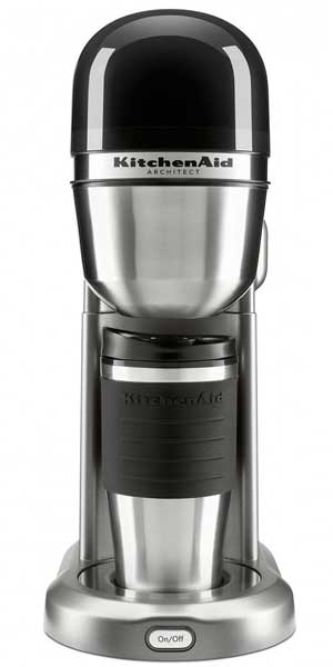 Kitchen Living Coffee Maker Reviews : KitchenAid Single Serve: Coffee for Tight Spaces Viewpoints Articles