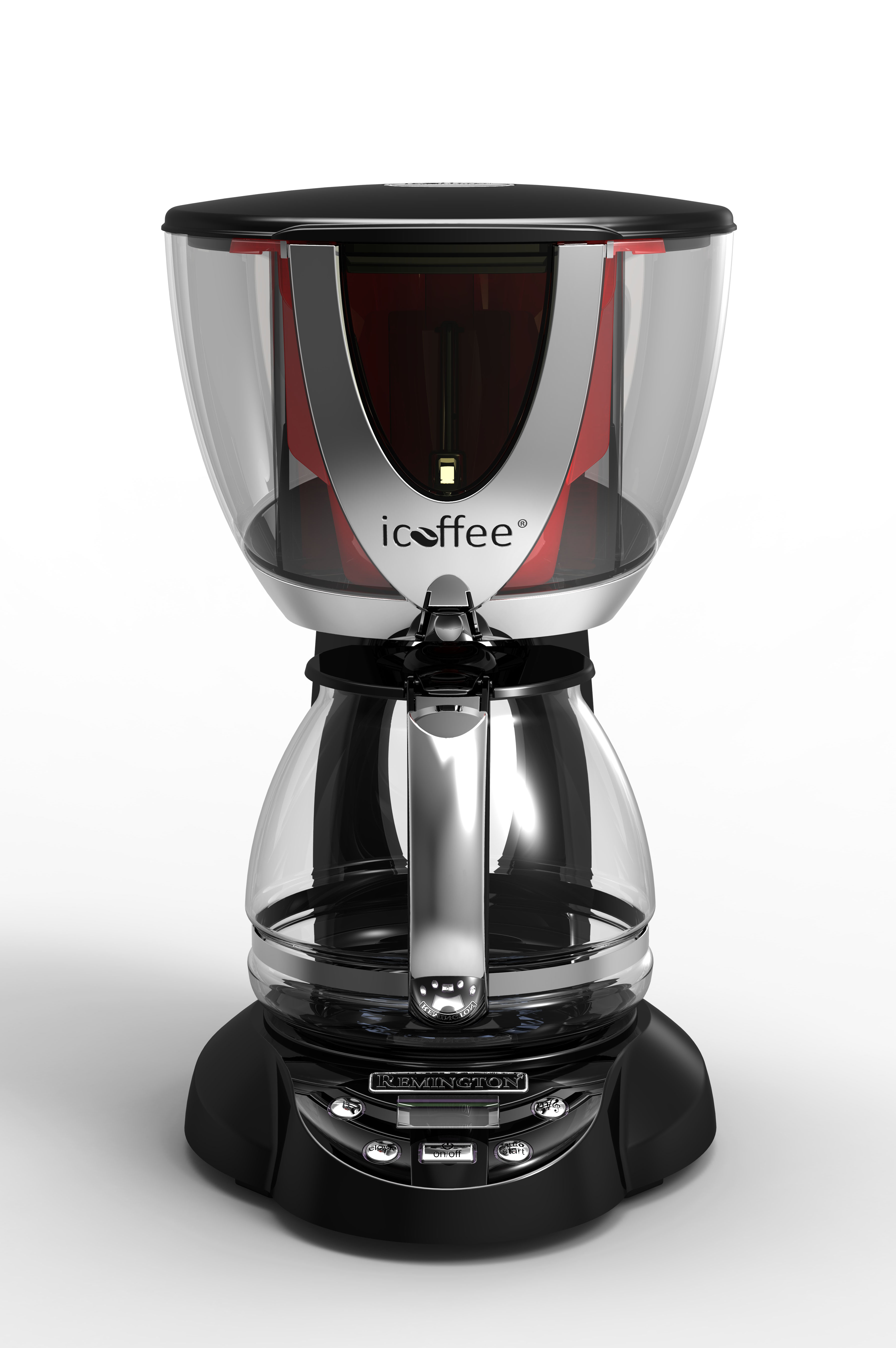 Remington I Coffee Maker Reviews : iCoffee Uses Steam Brewing for Flavorful Coffee Viewpoints Articles