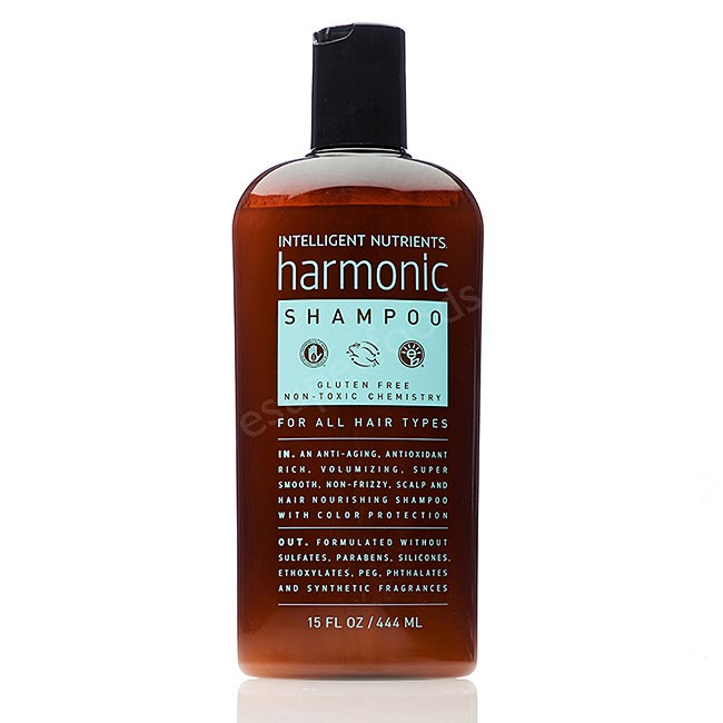 All Natural Organic Dandruff Shampoo