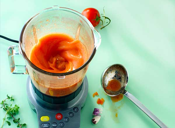 Food Processor Vs Blender ~ Blenders can replace food processors for some kitchen