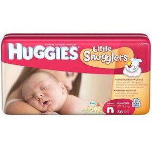 Huggies Little Snugglers Newborn Diapers