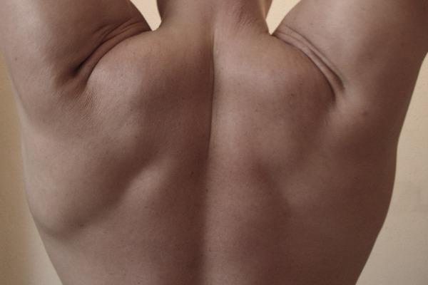 pressure points on back