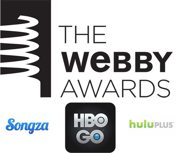 Webby Awards Streaming Services