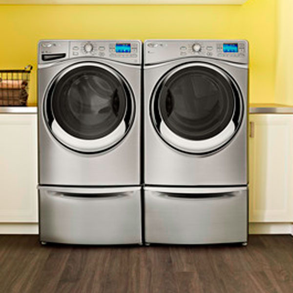 Washer and Dryer to be controlled by app