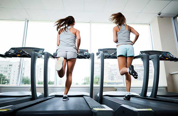 Life Fitness gets high marks from Viewpoints reviewers and the fitness expert as the best gym treadmill.