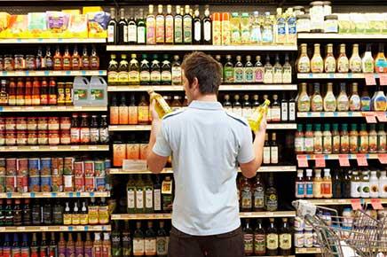 Gluten-free grocery shopping