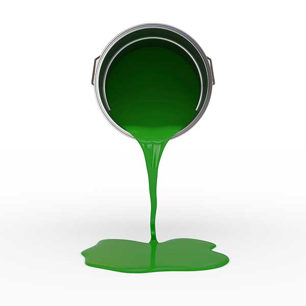 Safety Green Paint Green Paint