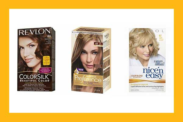 Comparing the Favorite At-Home Hair Color Brands: Size Matters ...