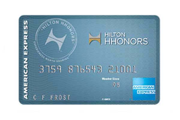 ... : American Express Hilton HHonors Credit Card | Viewpoints Articles