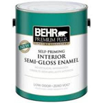 Behr Interior Semi-Gloss Enamel