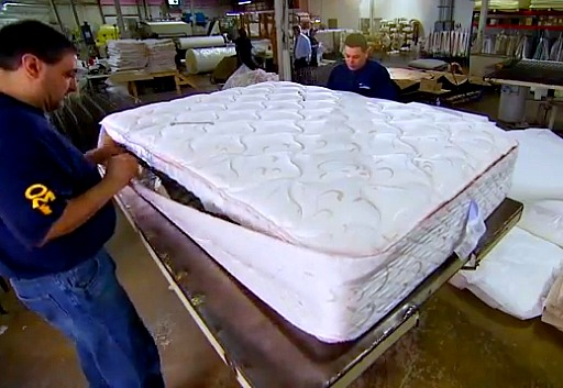 5 things reviewers like about original mattress factory for Which mattress company is the best
