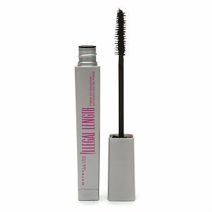 Illegal Length Fiber Extensions Mascara in Very Black from Maybelline
