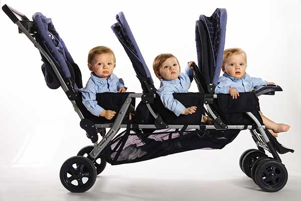 Best stroller for multiple children