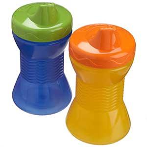 NUK Gerber BPA Free Fun Grips Spilll Proof Cup