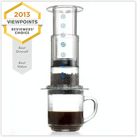 Aerobie AeroPress Coffee and Espresso Maker 80R08