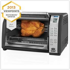 Black & Decker Convection Toast-R-Oven with Rotisserie CTO7100B