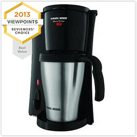 Black & Decker Brew 'n Go Personal Coffee Maker DCM18