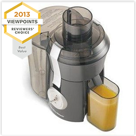 Hamilton Beach Big Mouth Pro Juice Extractor 67650