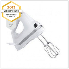 KitchenAid Ultra Power 5-Speed Hand Mixer KHM5AP