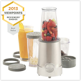 Bella12-Piece Rocket Blender 13330