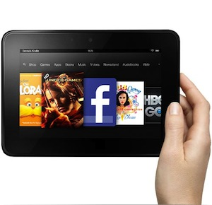 Kindle Fire HDX: Finding Which Tablet Is Right For You