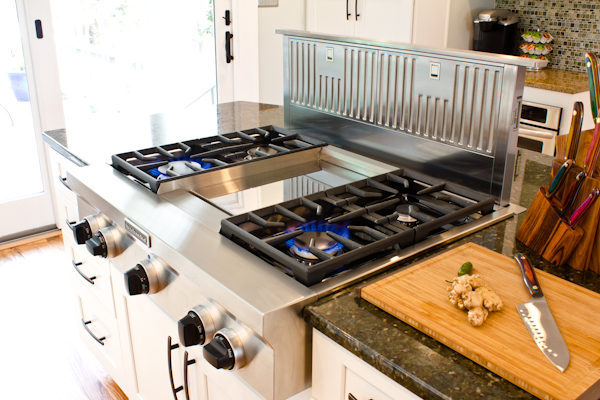Kitchenaid Cooktop With Downdraft