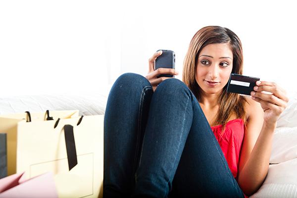 Makeup online shopping