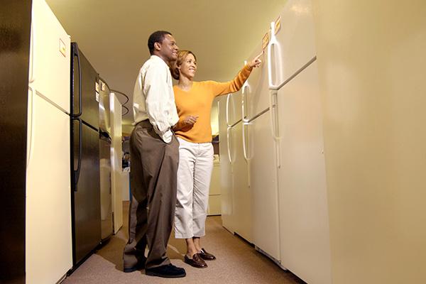 Home Depot refrigerator