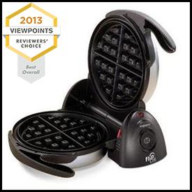 Presto FlipSide Belgian Waffle Maker 03510