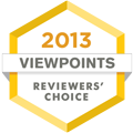 Viewpoints Reviewers Choice award