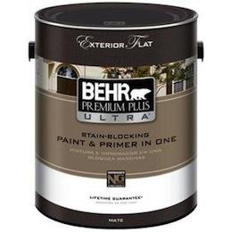 behr ultra exterior paint is the highest rated exterior paint on. Black Bedroom Furniture Sets. Home Design Ideas