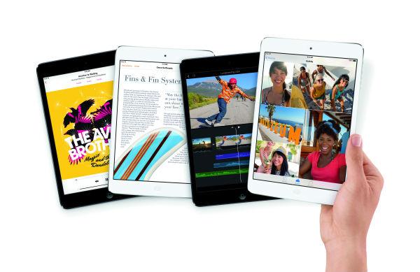 new iPad announcement