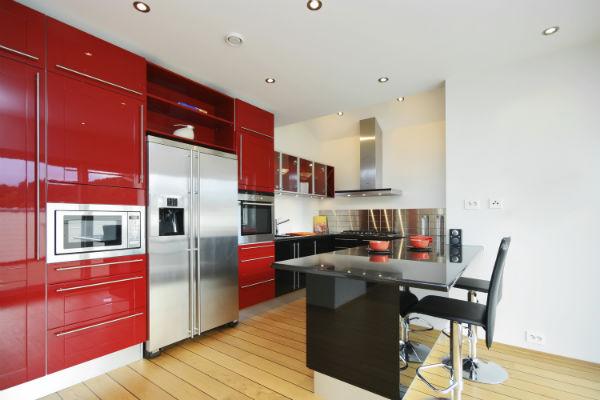 counter-depth refrigerators
