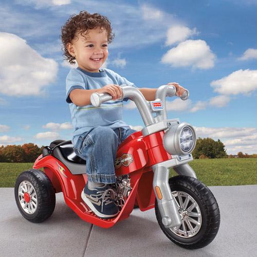 Power Wheels Harley Davidson Lil' Harley