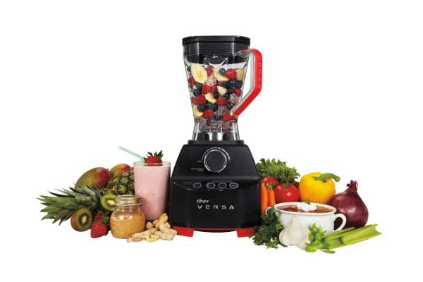 The Oster Versa blender is more than just a blender. This high-performance blender rivals the Vitamix.