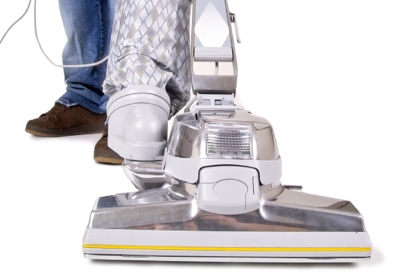 What are the different types of vacuums
