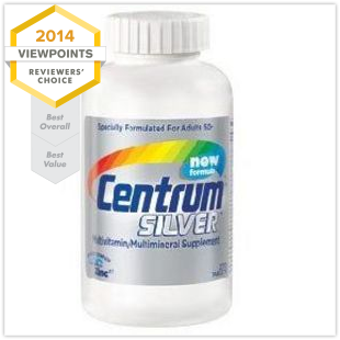 Top Multivitamins Centrum Silver