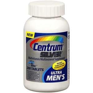 Centrum Silver Ultra Men's MultiVitamin