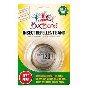 Bugband Wristband