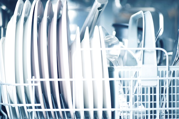 What are the different types of dishwashers?