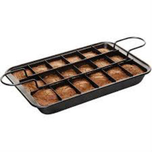 Best Brownies With The Perfect Brownie Pan Set