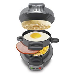 Hamilton Beach 25475 Breakfast Sandwich Maker