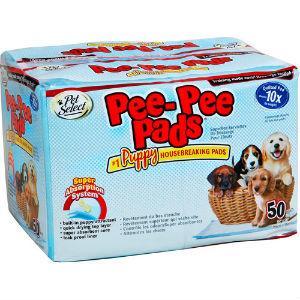 Pet Select Pee-Pee Pads