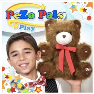 Pezo Pals MP3 Player Smart Bear