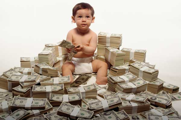 save money on baby expenses